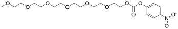 m-PEG7-4-nitrophenyl carbonate