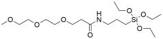 m-PEG3-triethoxysilane