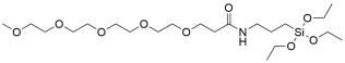 m-PEG5-triethoxysilane