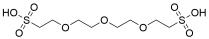 Bis-PEG3-sulfonic acid