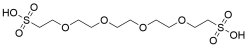 Bis-PEG4-sulfonic acid
