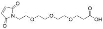 Mal-PEG3-acid
