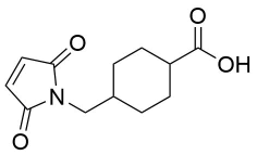 4-((2,5-Dioxo-2H-pyrrol-1(5H)-yl)methyl)cyclohexanecarboxylic acid