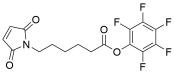 6-Maleimidocaproic acid PFP ester