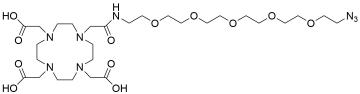 DOTA-PEG5-azide