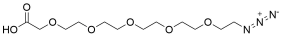 Azido-PEG5-CH2CO2H