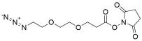 Azido-PEG2-NHS ester