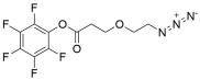 Azido-PEG1-PFP ester