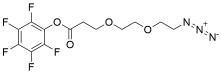 Azido-PEG2-PFP ester