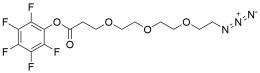 Azido-PEG3-PFP ester