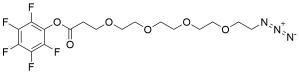 Azido-PEG4-PFP ester