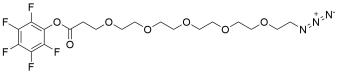 Azido-PEG5-PFP ester