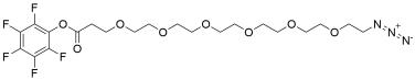 Azido-PEG6-PFP ester
