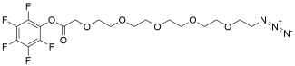 Azido-PEG5-CH2CO2-PFP