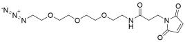 Azido-PEG3-Maleimide