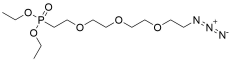 Azido-PEG3-phosphonic acid ethyl ester