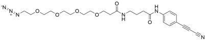 APN-C3-PEG4-azide