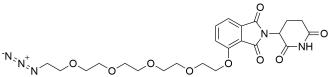 Thalidomide-O-PEG4-Azide