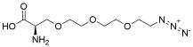 azido-tris(ethylenoxy)-L-alanine TFA Salt