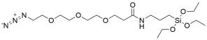 Azido-PEG3-triethoxysilane