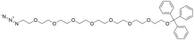 Trityl-PEG8-azide