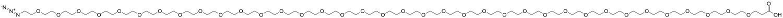 Azido-PEG36-acid