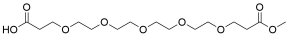 Acid-PEG5-mono-methyl ester