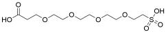 Carboxy-PEG4-sulfonic acid