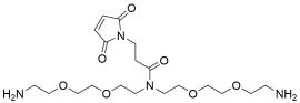 N-Mal-N-bis(PEG2-amine) TFA salt