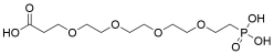 Carboxy-PEG4-phosphonic acid