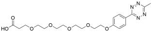 Methyltetrazine-PEG4-acid