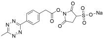 Methyltetrazine-Sulfo-NHS ester