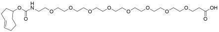 TCO-PEG8-acid