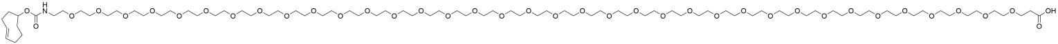 TCO-PEG36-acid