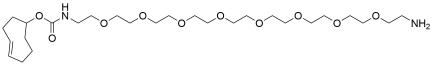 TCO-PEG8-amine