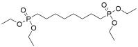 Tetraethyl octane-1,8-diylbis(phosphonate)