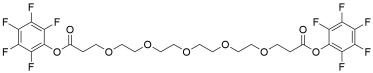 Bis-PEG5-PFP ester