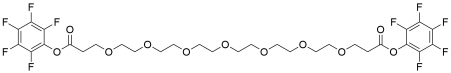 Bis-PEG7-PFP ester