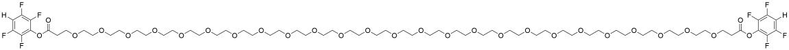 Bis-PEG25-TFP ester
