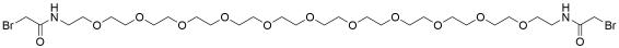 Bis-bromideomoacetamido-PEG11