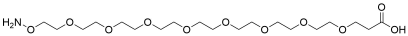 Aminooxy-PEG8-acid