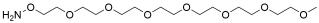 Aminooxy-PEG7-methane