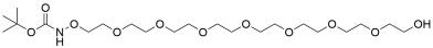 t-Boc-Aminooxy-PEG8-alcohol