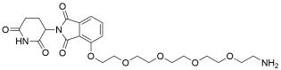 Thalidomide-O-PEG4-Amine