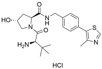 VHL Ligand 1 HCl salt