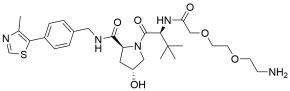 (S,R. S)-AHPC-PEG2-amine hydrochloride salt