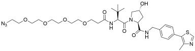 (S,R. S)-AHPC-PEG4-Azide