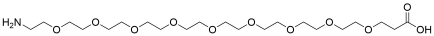 Amino-PEG9-acid