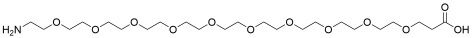 Amino-PEG10-acid