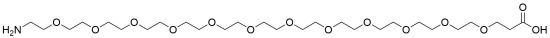 Amino-PEG12-acid